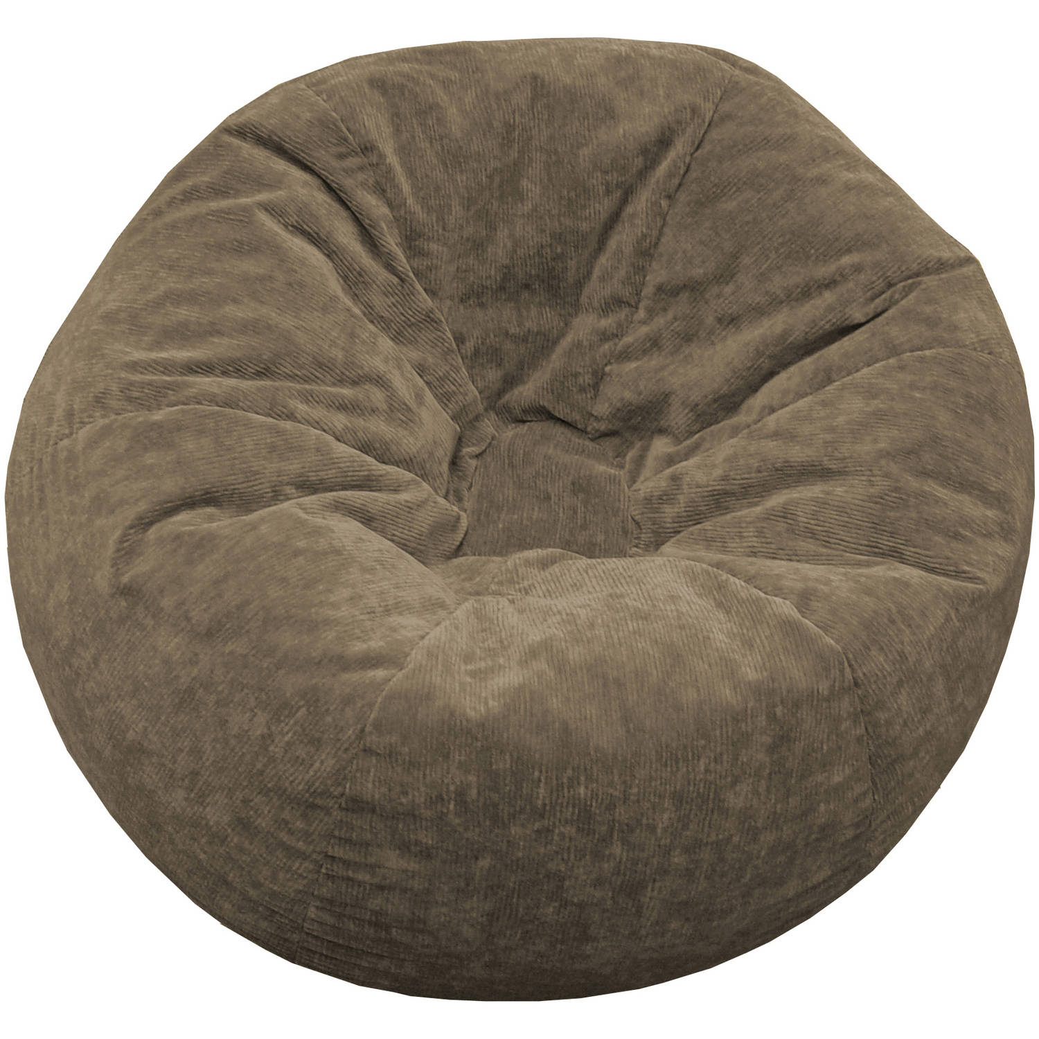 Small/Toddler Micro-Fiber Suede Corduroy Bean Bag