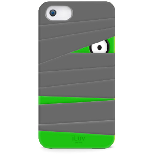 iLuv Mummy Silicone Character Case for iPhone 5