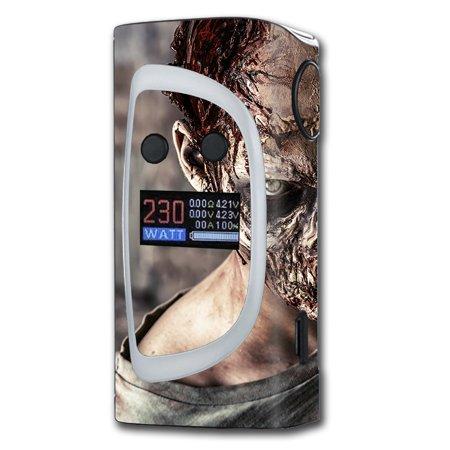 Skin Decal For Sigelei Kaos Spectrum 230W Vape / Zombie Dead Apocalypse](Zombie Apocalypse Decorations)