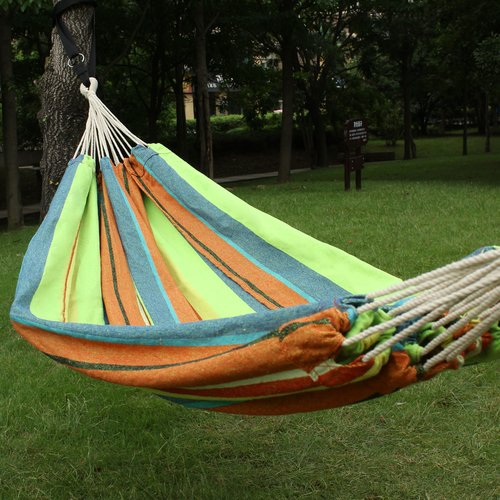 Freeport Park Kierra Hanging Suspended Outdoor/Indoor Swing Sleep Bed Tree Hammock