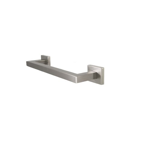 Preferred Bath Accessories Primo 12'' Mitered Wall Mounted Towel Bar by