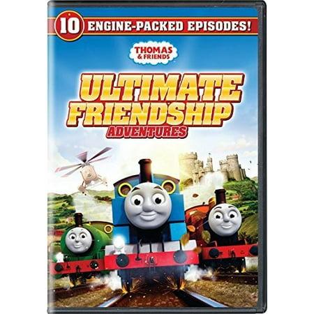 Thomas And Friends Thomas Halloween Adventures Dvd (Thomas & Friends: Ultimate Friendship Adventures)