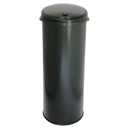 iTouchless Deodorizer Round Sensor 13 gal. Trash Can
