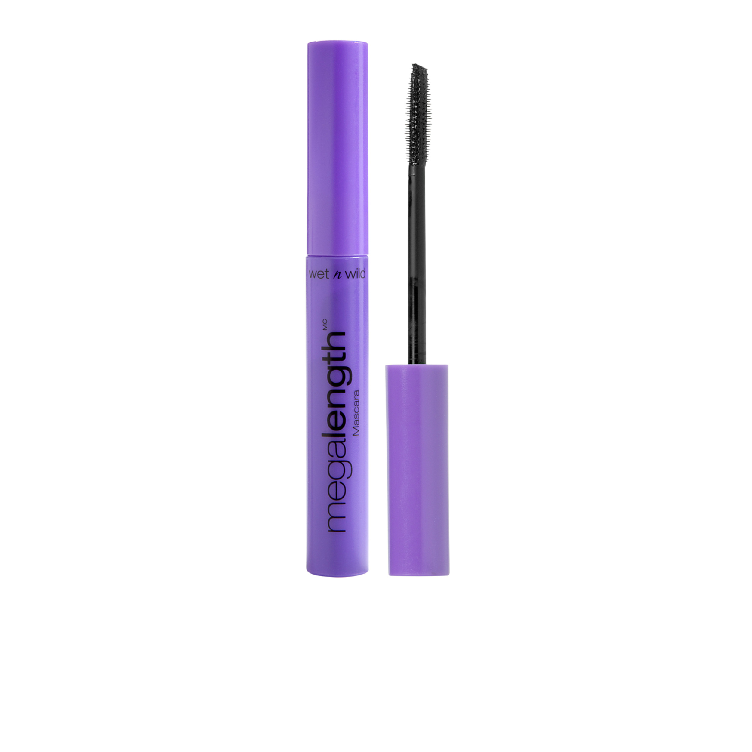 18cb6adacd6 wet n wild MegaLength Mascara, Very Black - Walmart.com
