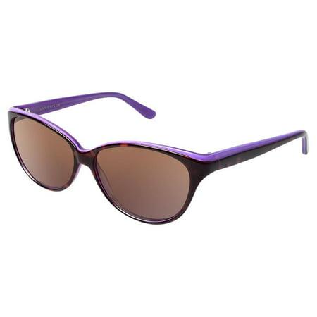 Ann Taylor AT505 Sunglass 57 C01 (Taylor R Sunglasses)