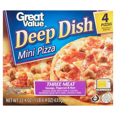 Microwave Pizza Walmart