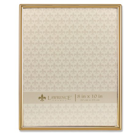 8x10 Simply Gold Metal Picture Frame - Walmart.com