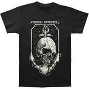 Avenged Sevenfold Men's  Anchor T-shirt Black