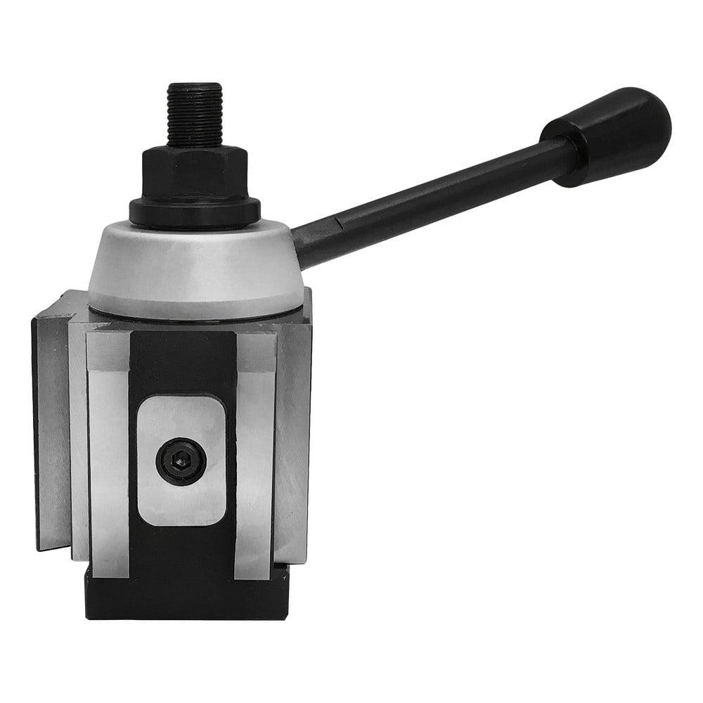 """6 - 12"""" Lathe AXA Piston Type Quick Change Tool Post CNC 250-100"""