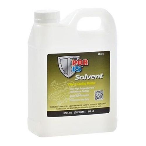 Image of Absolute Coatings (por15) POR-15 Solvent Quart for Thinning 40404