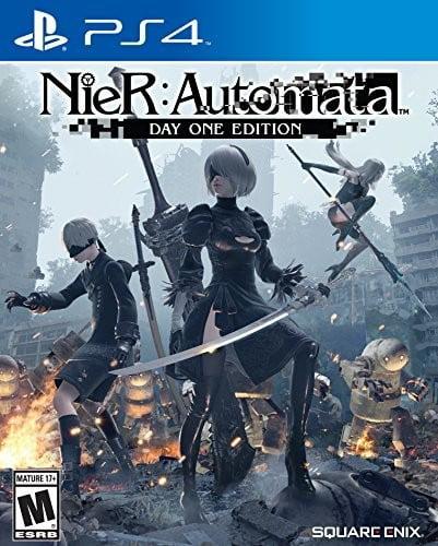 Nier: Automata, Square Enix, PlayStation 4