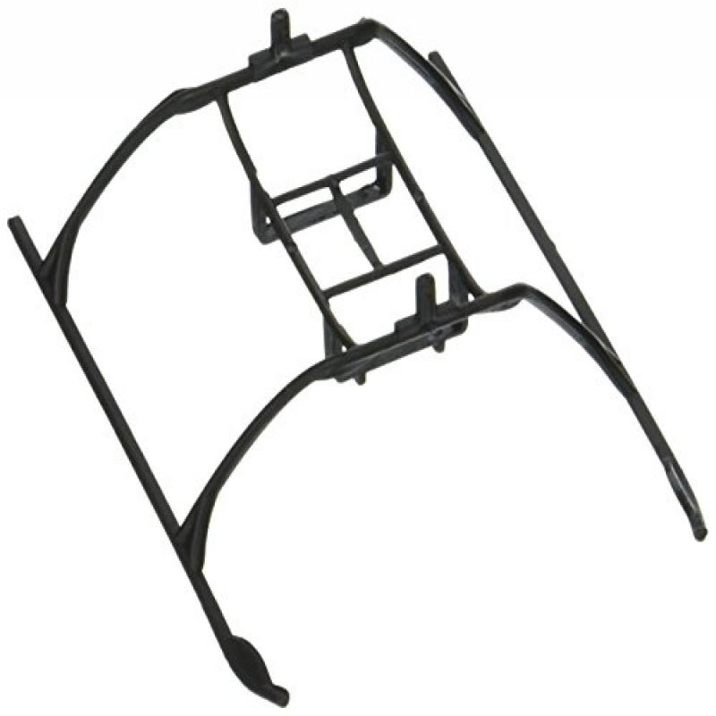 E-flite Landing Skid and Battery Mount Set: BMCX/2