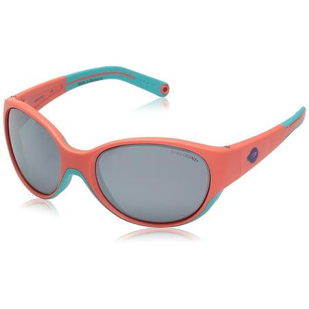 Julbo J4901112 Kids' Lily Spectron 3+ Sunglasses in Tourquise - Blue Color Julbo Kids Sunglasses