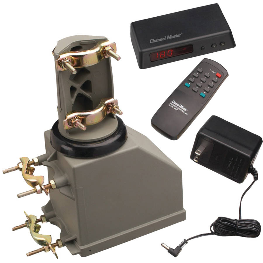 Channel Master Cm-9521a TV Antenna Rotator System