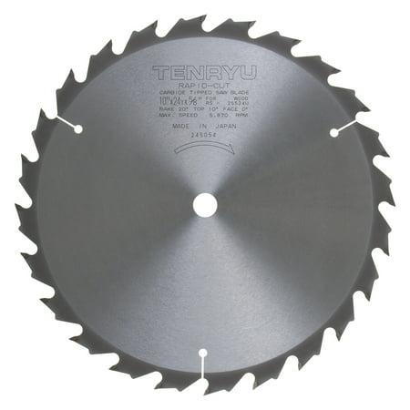 24t Framing Saw Blade - Tenryu RS-25524-U 10