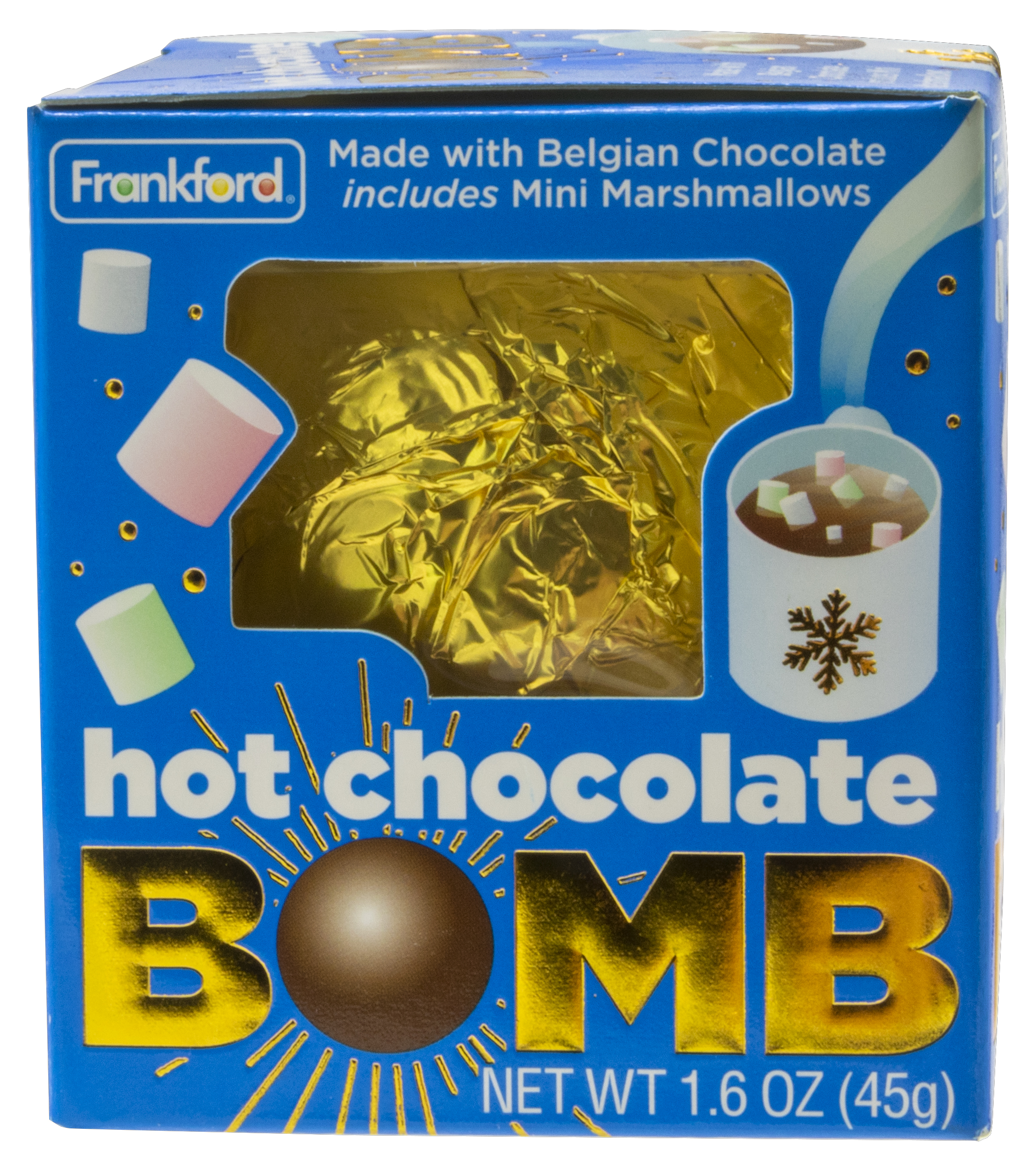 Frankfords Hot Chocolate Bomb 16oz Walmartcom