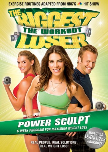 Biggest Loser -POWER SCULPT dvd by