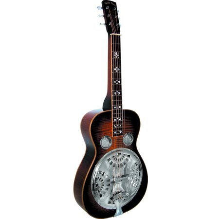 Artist Signature Guitars - Gold Tone Paul Beard Signature Series PBS-D Squareneck Resonator Deluxe Guitar