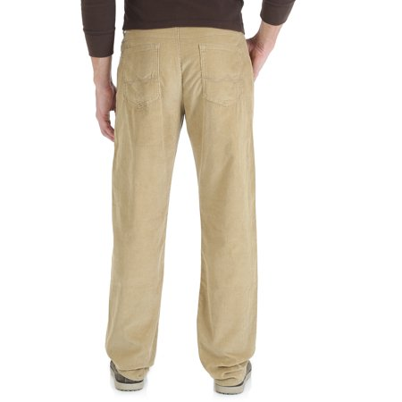 954a33ed Wrangler - Jeans Co. Men's Relaxed Straight Corduroy Jean - Walmart.com