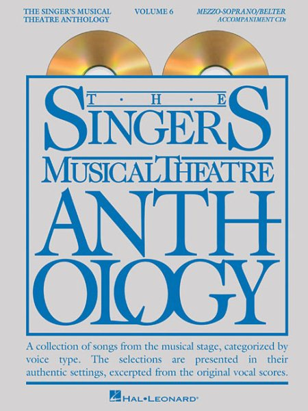 The Singers Musical Theatre Anthology by
