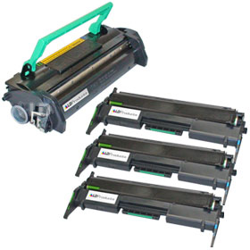 LD Sharp Compatible FO-47 Toners & Drum Units