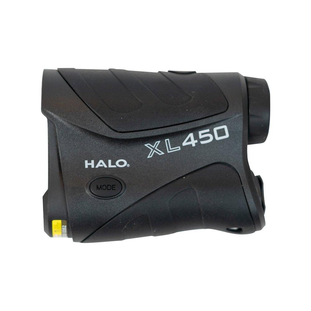 Halo Range Finder for Hunting, 6X Magnification, Angle Intelligence, Maximum Range