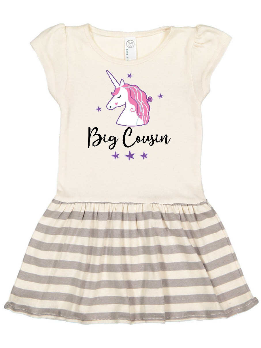 Hello Cousin Coming 2020 Baby Cotton Sleeper Gown Announcement