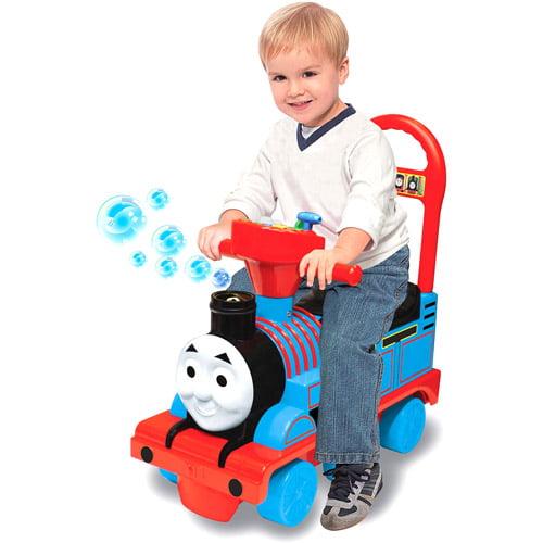 Kiddieland Thomas the Tank Bubble Ride-On