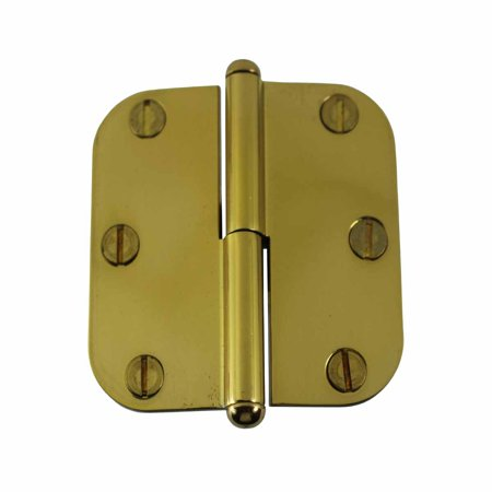 - Brass Lift Off Left Cabinet Hinge 3