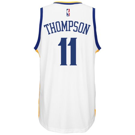 Klay Thompson Golden State Warriors Adidas Home Swingman Jersey (White) by