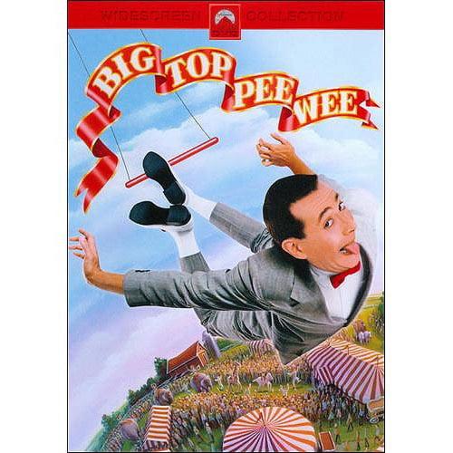 Big Top Pee-Wee (Widescreen)