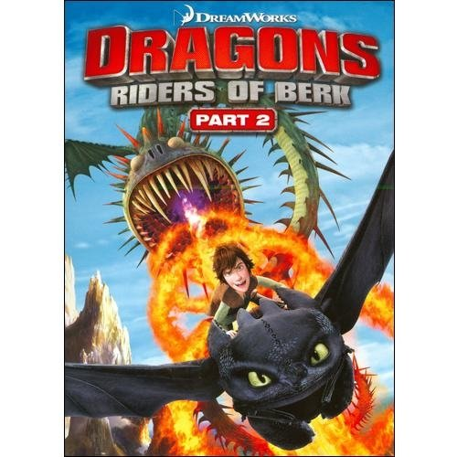 Dragons: Riders Of Berk, Part Two (With Game Offer) (Walmart Exclusive) (Widescreen)