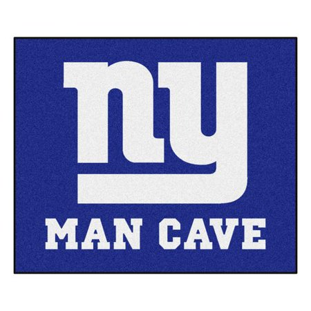 NFL - New York Giants Man Cave Tailgater Rug - Giants Nfl Applique