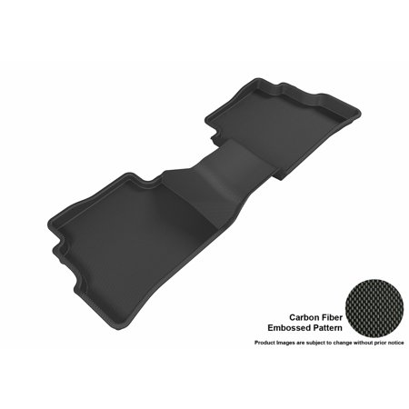 3d Maxpider 2017 2017 Mazda Cx 5 Second Row All Weather Floor Mat In