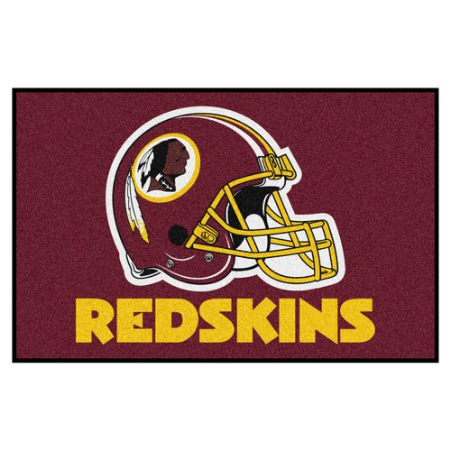 FanMats NFL Washington Redskins Starter Mat