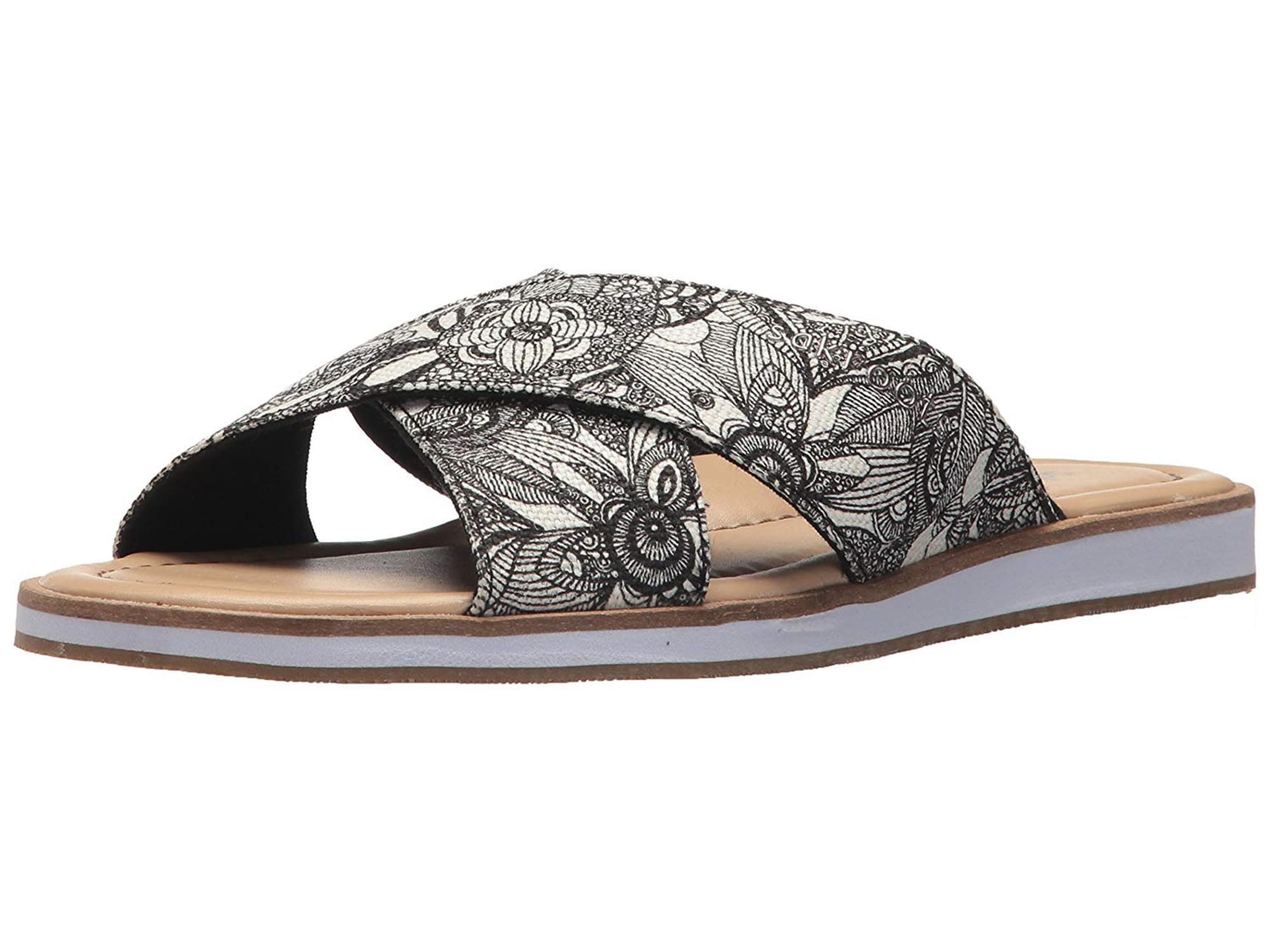 5d27ba2786f67 The Sak Womens calypso Open Toe Casual Slide Sandals