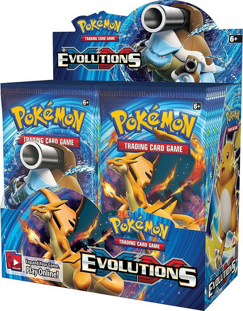Detective Pikachu 4 Card Sealed Booster Pack Pokemon Englisch