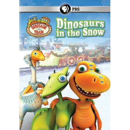 Dinosaur Train: Dinosaurs in the Snow (DVD)](Dinosaur Train Halloween Full Episode)