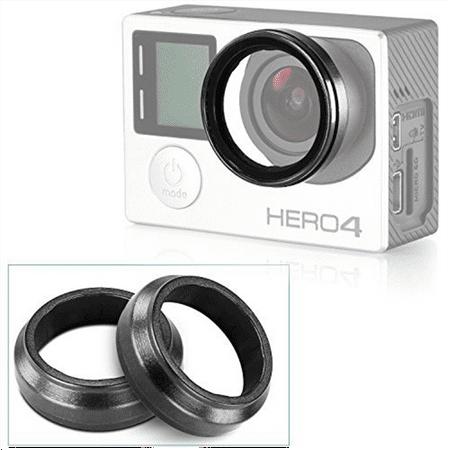 Neewer Camera Protective Lens for HD GoPro Hero 3 Hero 3+, Hero 4, 2
