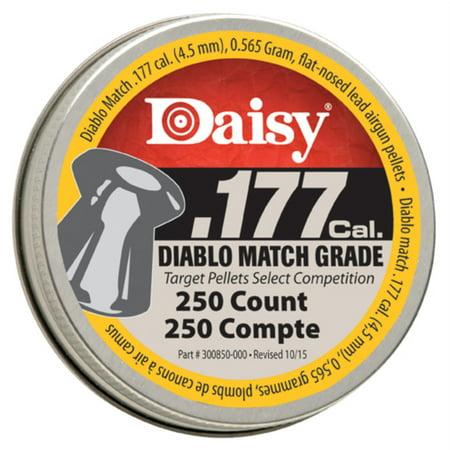 DAISY.177 PELLET 250 Count