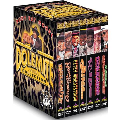 Dolemite Collection: Bigger And Badder