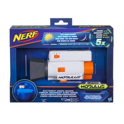Nerf Modulus Day Night Zoom Scope by Hasbro