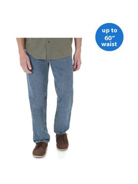 ca55659c Product Image Wrangler Big Men's Relaxed Fit Jean