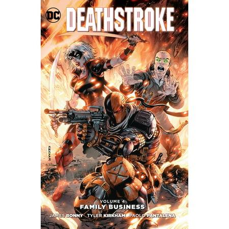 Deathstroke Vol. 4: Family - Deathstroke Kids