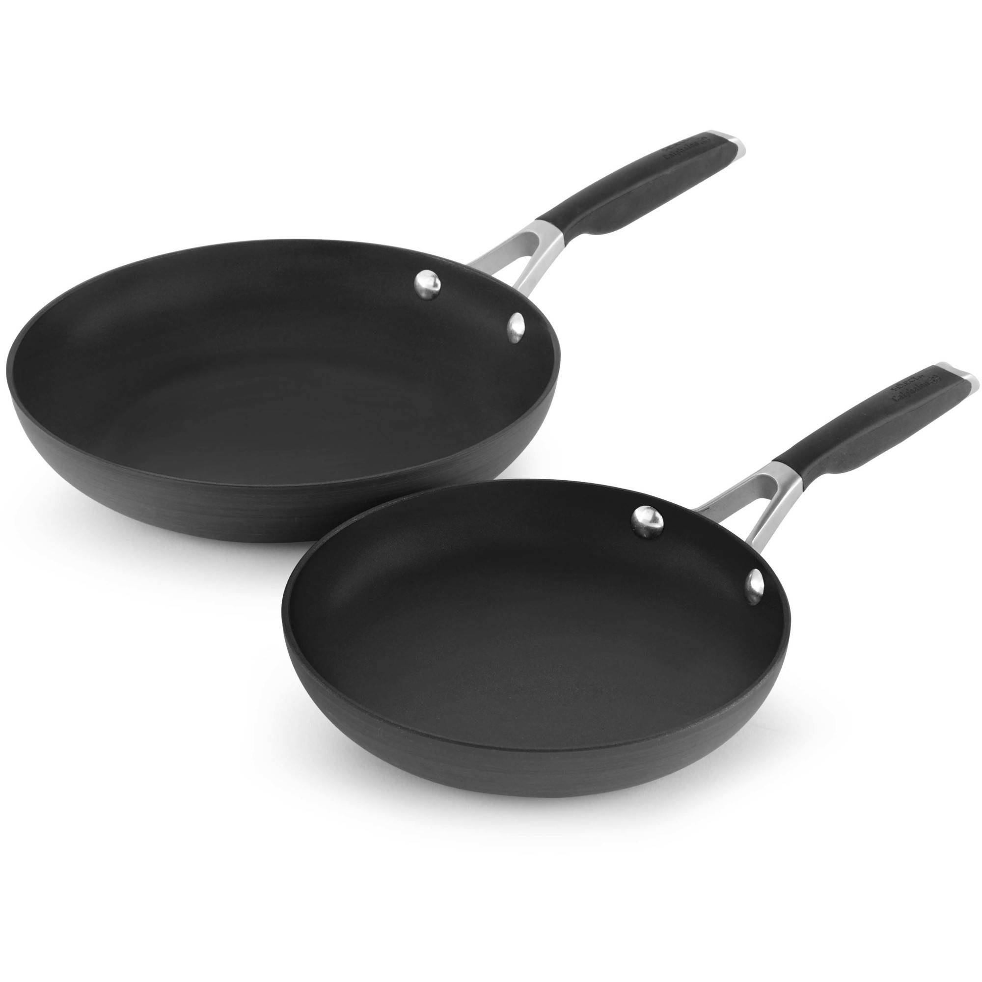 select by calphalon nonstick 8inch and 10inch fry pan combo set walmartcom - Best Non Stick Frying Pan