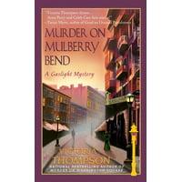 Murder on Mulberry Bend : A Gaslight Mystery