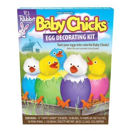 Easter Unlimited Baby Chick Easter Eggs Supply Fluff 30pc 9