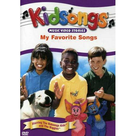 My Favorite Holiday Is Halloween (Kidsongs: My Favorite Songs)
