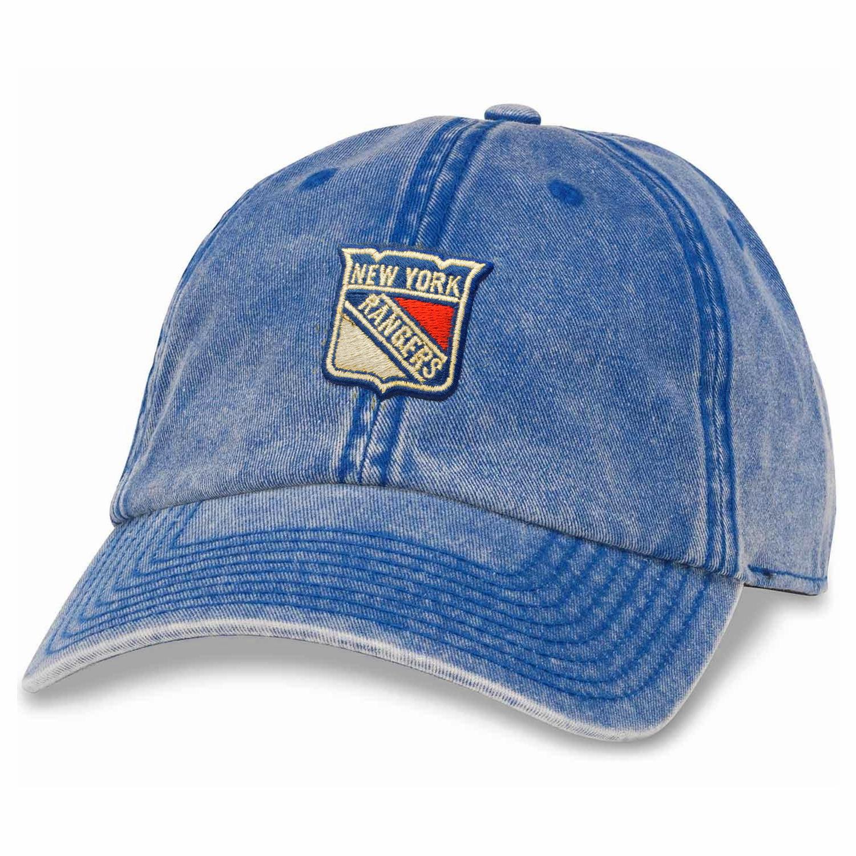 New York Rangers NHL Elston Cap | Adjustable - American Needle - image 2 de 2