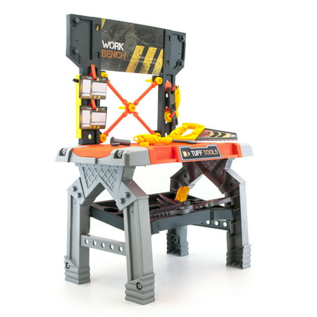 Admirable Lanard Tuff Tools 48 Piece Toy Work Bench Walmart Com Gmtry Best Dining Table And Chair Ideas Images Gmtryco